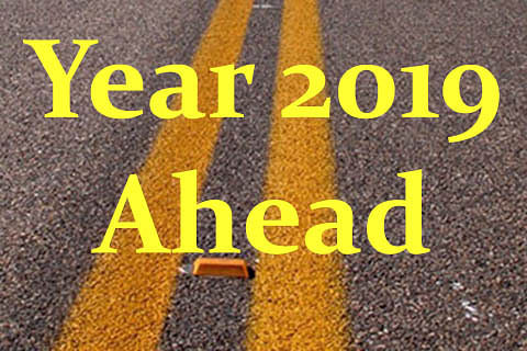 2019: The year ahead