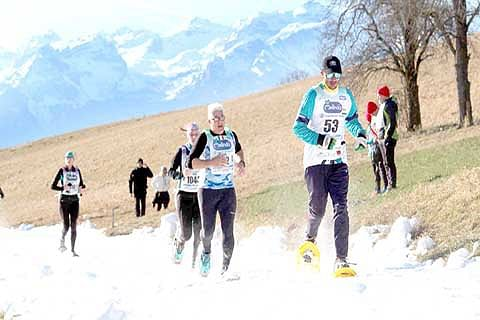 World SnowShoe Championship-2019: Kashmir racers participate in Italy event, pledge to make SnowShoe popular