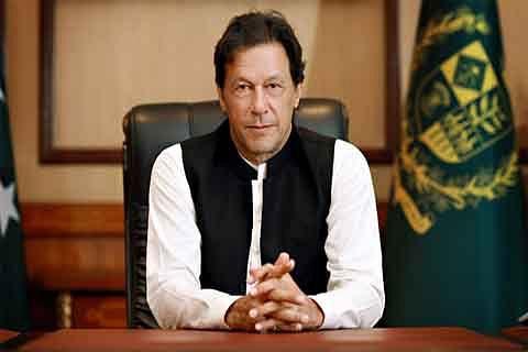 Kashmir struggle indigenous: Imran Khan