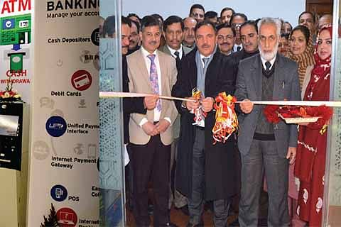 J&K Bank launches first digital banking lobby in state