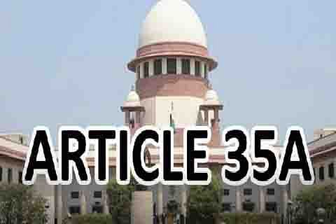 Article 35 A—heightened concerns