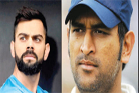 India Vs Australia: Kohli, Dhoni star as India level series