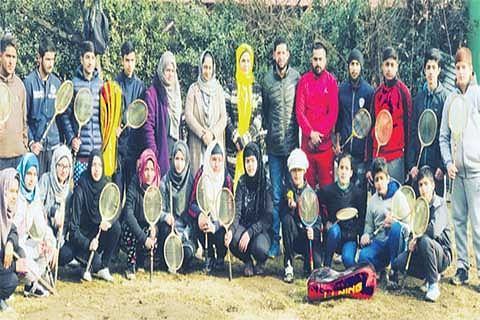 Ball Badminton screening held