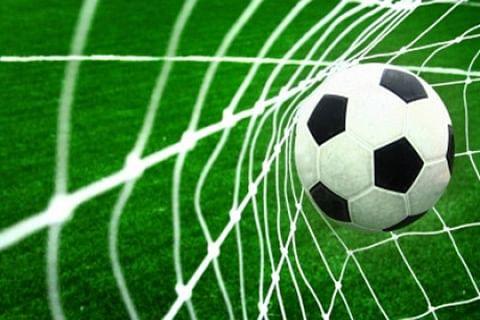 Santosh Trophy football trials on