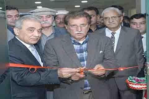 PaK PM inaugurates 'Ch Ghulam Abbas Learning Hall'