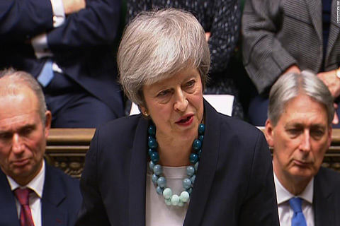 May's Brexit fail: No confidence tabled after crushing Commons defeat
