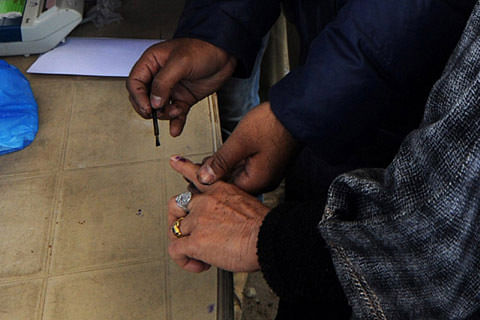 Over three lakh new voters in Jammu and Kashmir