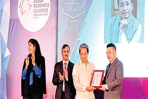 Sonam Wangchukh among ET's most promising business leaders of Asia