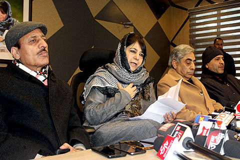 Tribal Muslims selectively targeted in Jammu: Mehbooba