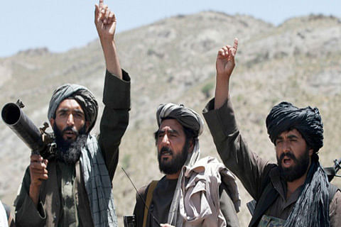 Taliban says talks with the US enter fourth day in Qatar