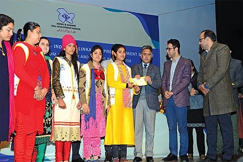 Skill Training Providers' Summit: Youth need to enhance skills, start ventures to overcome unemployment: Ganai