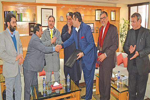 J&K Bank signs MoU with rating agency Infomerics