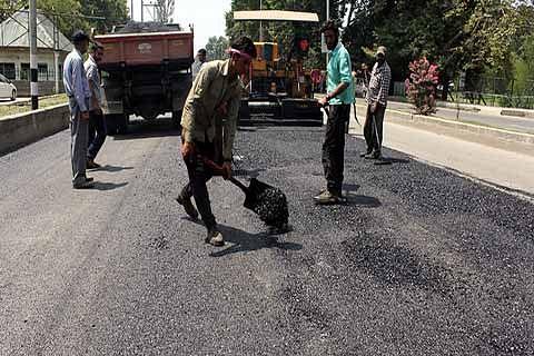 GK IMPACT: 'Azad Gunj-Drangbal road will be repaired'