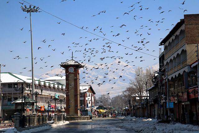 Shutdown in Kashmir against Hanging of Afzal Guru