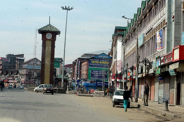 Kashmir Shuts Against Mass Arrests