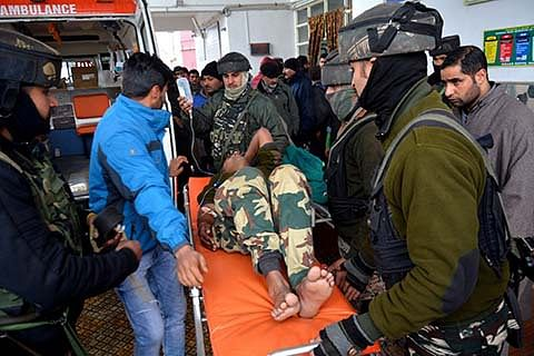 5 civilians, 2 CRPF men injured in Anantnag grenade blast