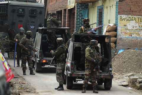 Two militants killed in nocturnal gunfight in south Kashmir's Pulwama