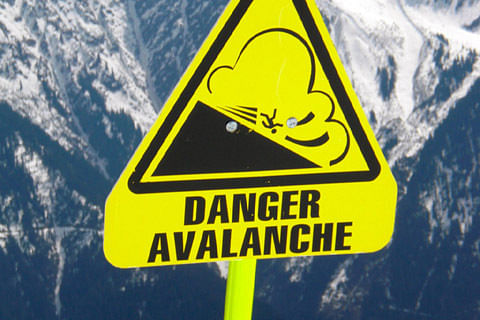 One dead, another missing following avalanche in Pahalgam