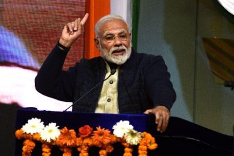 Watch | Will break backbone of militancy in Kashmir: PM Modi in Srinagar