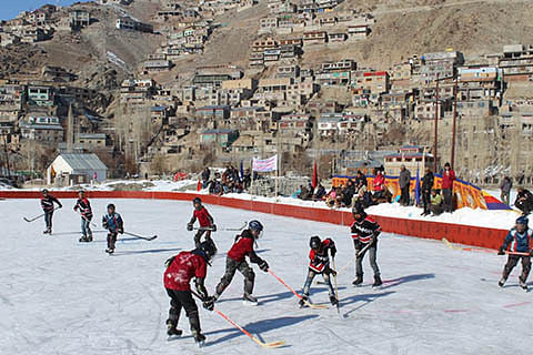 11th CEC Ice Hockey Championship concludes at Kargil