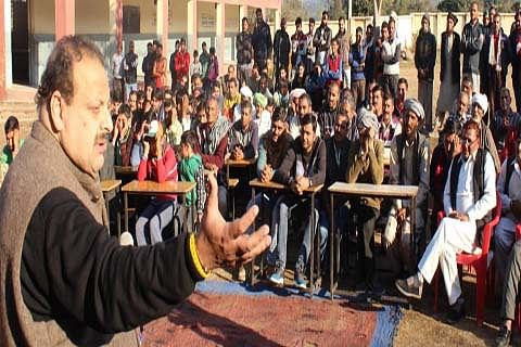 BJP brought misery, despair to Jammu people: Rana