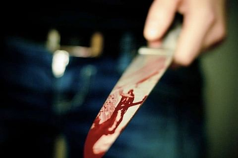 Man stabs wife over 40 times in Gurgaon