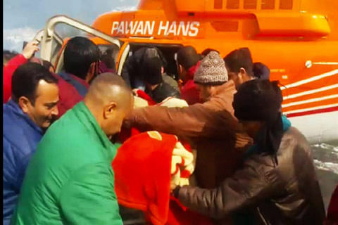 Elderly couple injured after their SUV falls into gorge in Bhadarwah