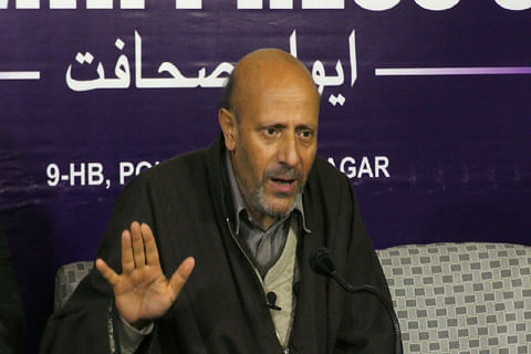 Rattle power project: Er Rasheed calls for joint stand to stop 'loot' of state's resources