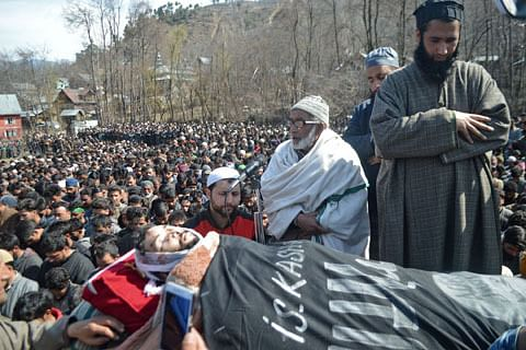 191 Kashmiri youths joined militancy in 2018: Official