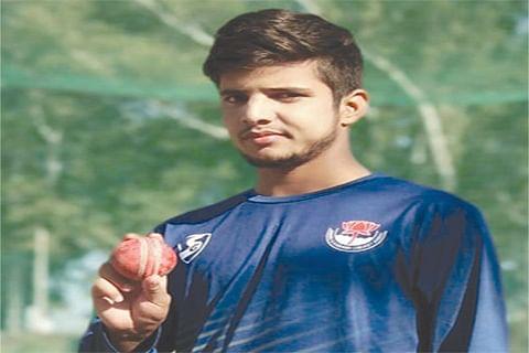 IPL 2019: Rasikh Salam honing his skills with Mumbai Indians