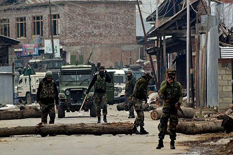 Kulgam CASO: 8 injured in pellet firing, 2 electricity transformers set ablaze