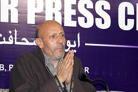 Ratle power project: Rasheed calls for joint stand to save J&K's resources