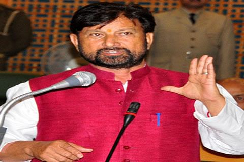 Lal Singh likely to launch new regional party