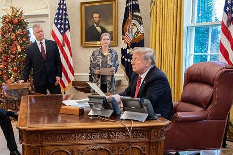 Senate rebukes Trump over Syria, Afghanistan pullouts