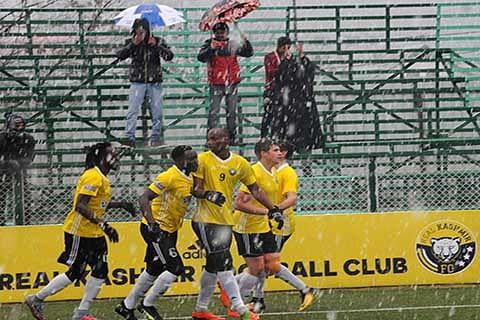 Real Kashmir beat Gokulam Kerala in I-League