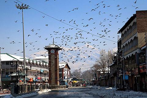 Kashmir shuts on Afzal Guru's anniversary