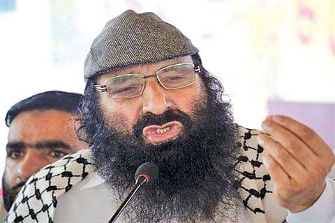 Salahuddin pays tributes to Maqbool Bhat, Afzal Guru