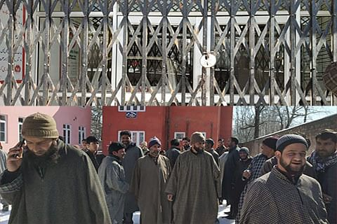 People lock health centre in Tral as 'no doctors available'