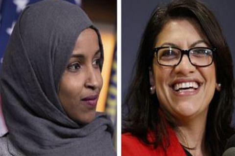 """New Muslim lawmakers"""" criticism of Israel pressures US Democrats"""
