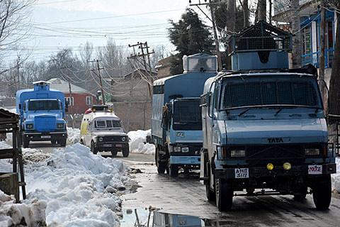 5 Hizb, LeT militants killed in Kulgam gunfight