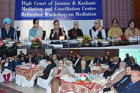 Workshop on mediation for lawyers concludes
