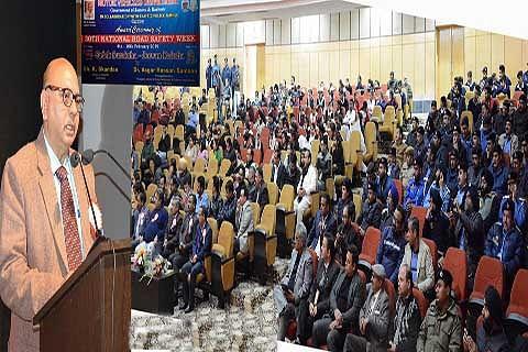 Advisor Skandan for strengthening public transport network