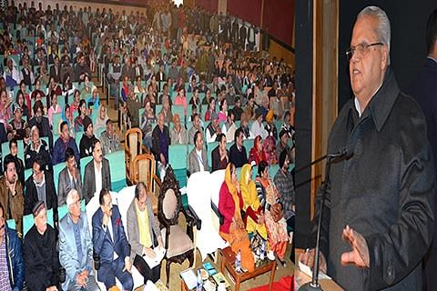 Governor for quality education to youth