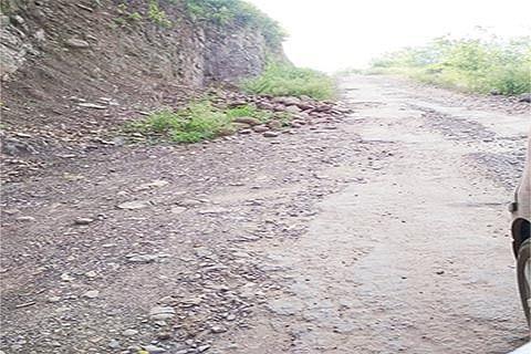 '3 years on, Argi residents await road repair'