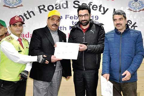"""Create awareness among people to ensure safe driving"""