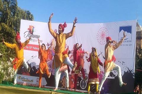 Enthralling performances mark 2nd day of Jammu Mahotsav-2019