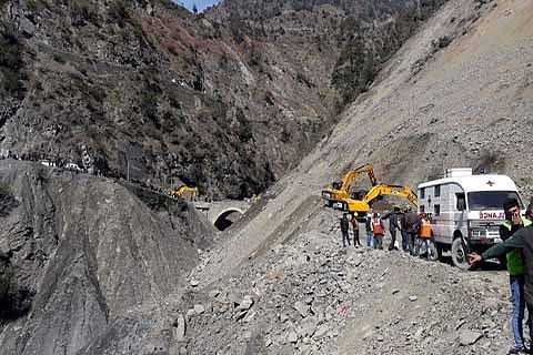 Highway closed for 6th day, may re-open today