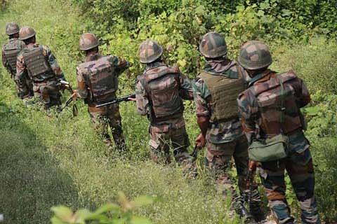 Uri searches called off, no attack on army camp: Police