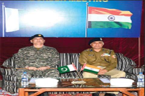 BSF, Pak Rangers hold commander level meeting