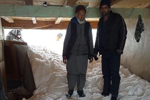 Avalanche buries man in Ramban in Jammu and Kashmir